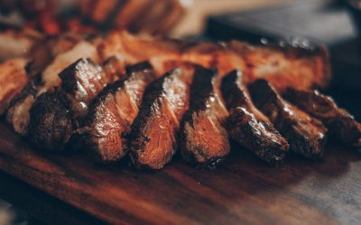 Meat and wine pairing suggestions.